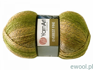 Włóczka Everest Fine YarnArt kolor 8028, 200g