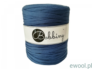 Bobbiny T-shirt Yarn 120 m Denim