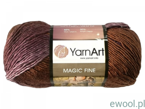 Włóczka Magic Fine YarnArt kolor 551